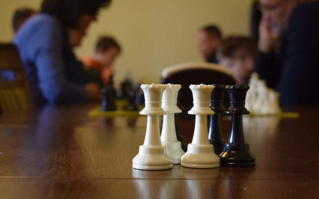 Czwarty turniej szachowy Karczmiskiej Ligi Szachowej