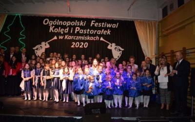 V Ogólnopolski Festiwal Kolęd iPastorałek wKarczmiskach – relacja