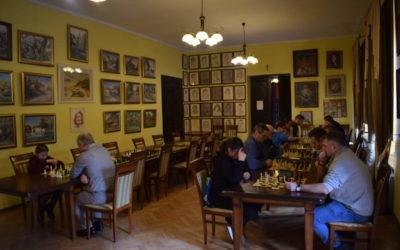 Piąty turniej szachowy Karczmiskiej Ligi Szachowej