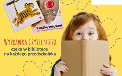 """Kampania """"Mała książka – Wielki człowiek"""" wbibliotece"""